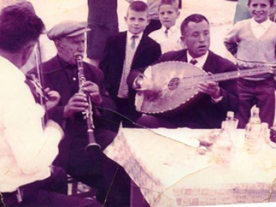 ΜΑΡΙΝΟΣ-ΖΑΚΑΠΑΣ-ΚΑΤΣΑΠΑΝΤΕΡΑΣ(1950-1960) ΣΤΗΝ  ΦΟΥΡΚΑ