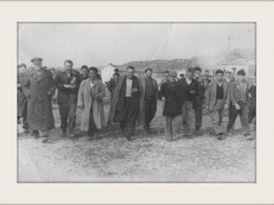 JUNENDLICHE IN FOURKA (1950 - 1960)