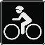 bicycle-sign-black-fix 64x64