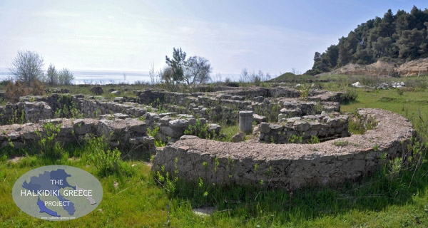 kassandra halkidiki greece sightseeing kypsa roman mansion archaeology 600x320logo