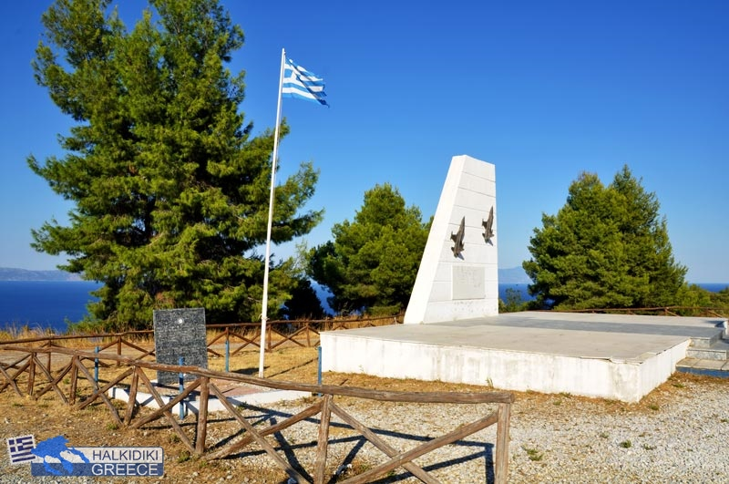 aviator-monument-sithonia-halkidiki-greecelogo